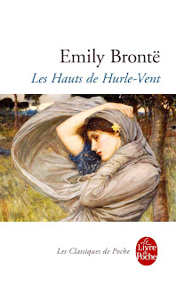 Emily Brontë les hauts de hurle-vent livre