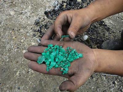 esmeralda yacimiento piedra preciosa | foro de minerales