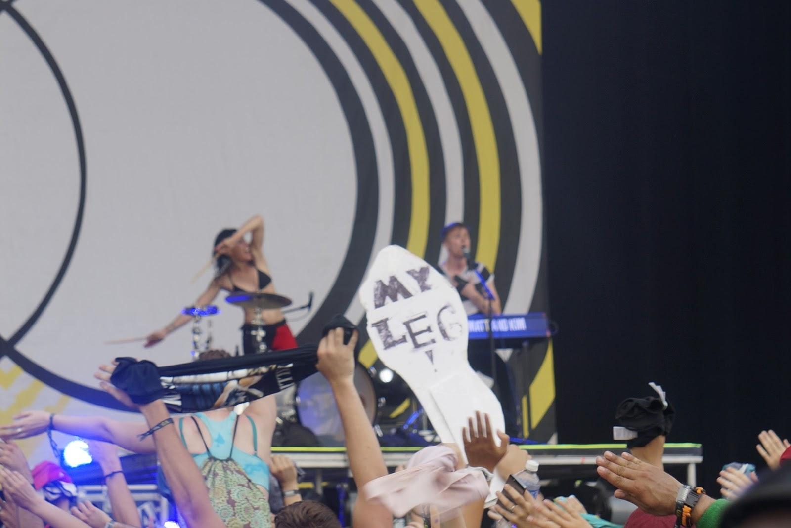 Concert 20150620 Matt & Kim - Adventures of Me