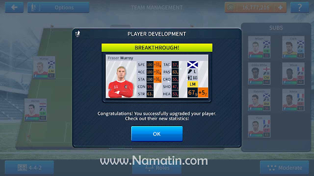 mod dream league soccer 2019 tanpa root