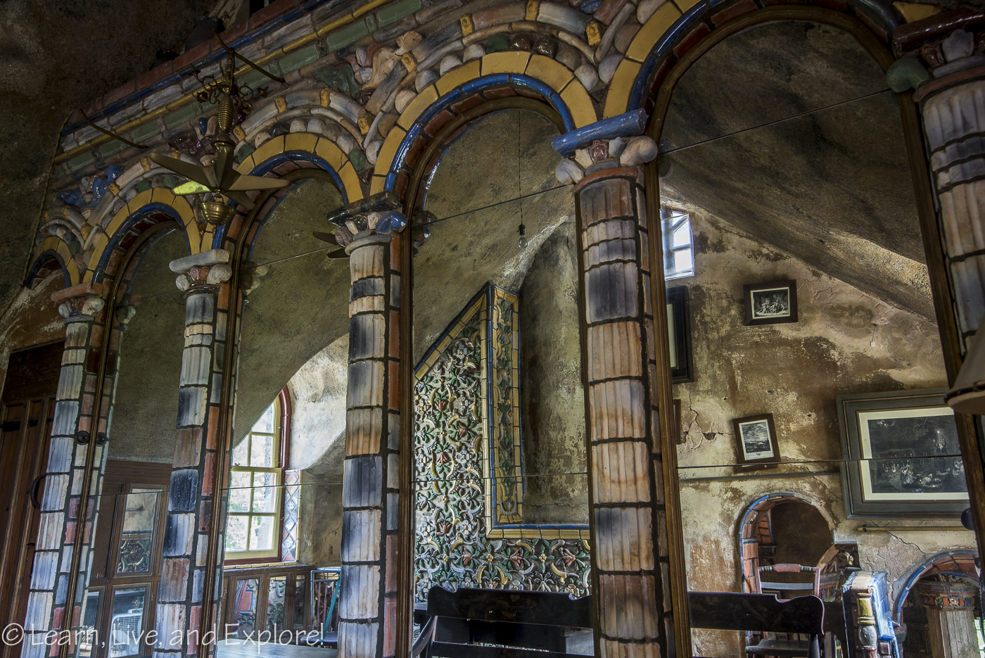 Historic And Wacky Fonthill Castle Learn Live And Explore