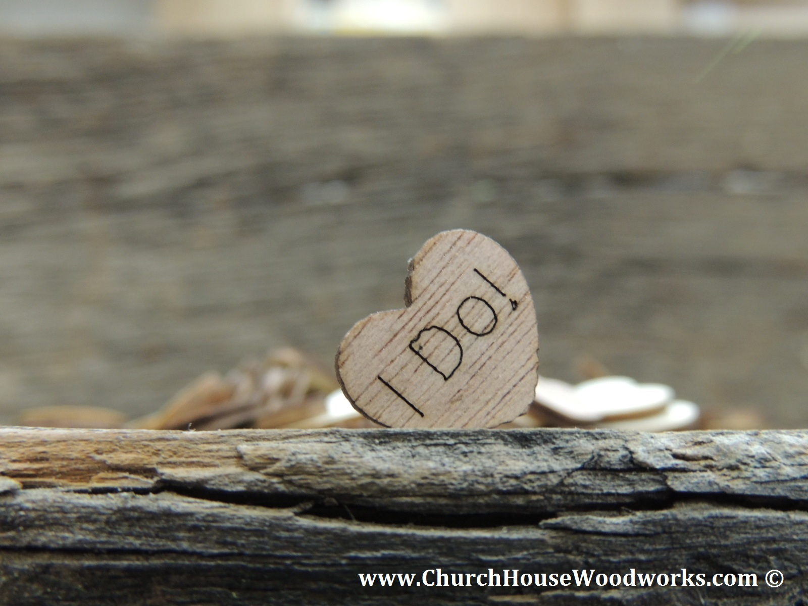 I Do Rustic Wedding Heart Wood Confetti Table Decorations For Bridal Showers Or Weddings Barn Country Farm