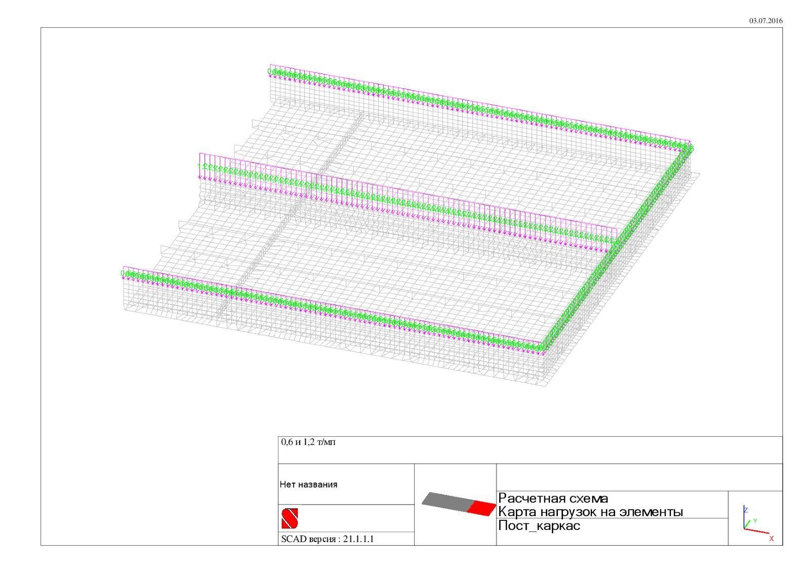 калькулятор толщины фундаментной плиты