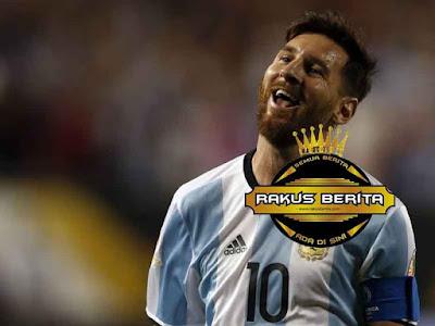 Messi Akan Menjalani Pertandingan Di Jeda Internasional Bersama Argentina