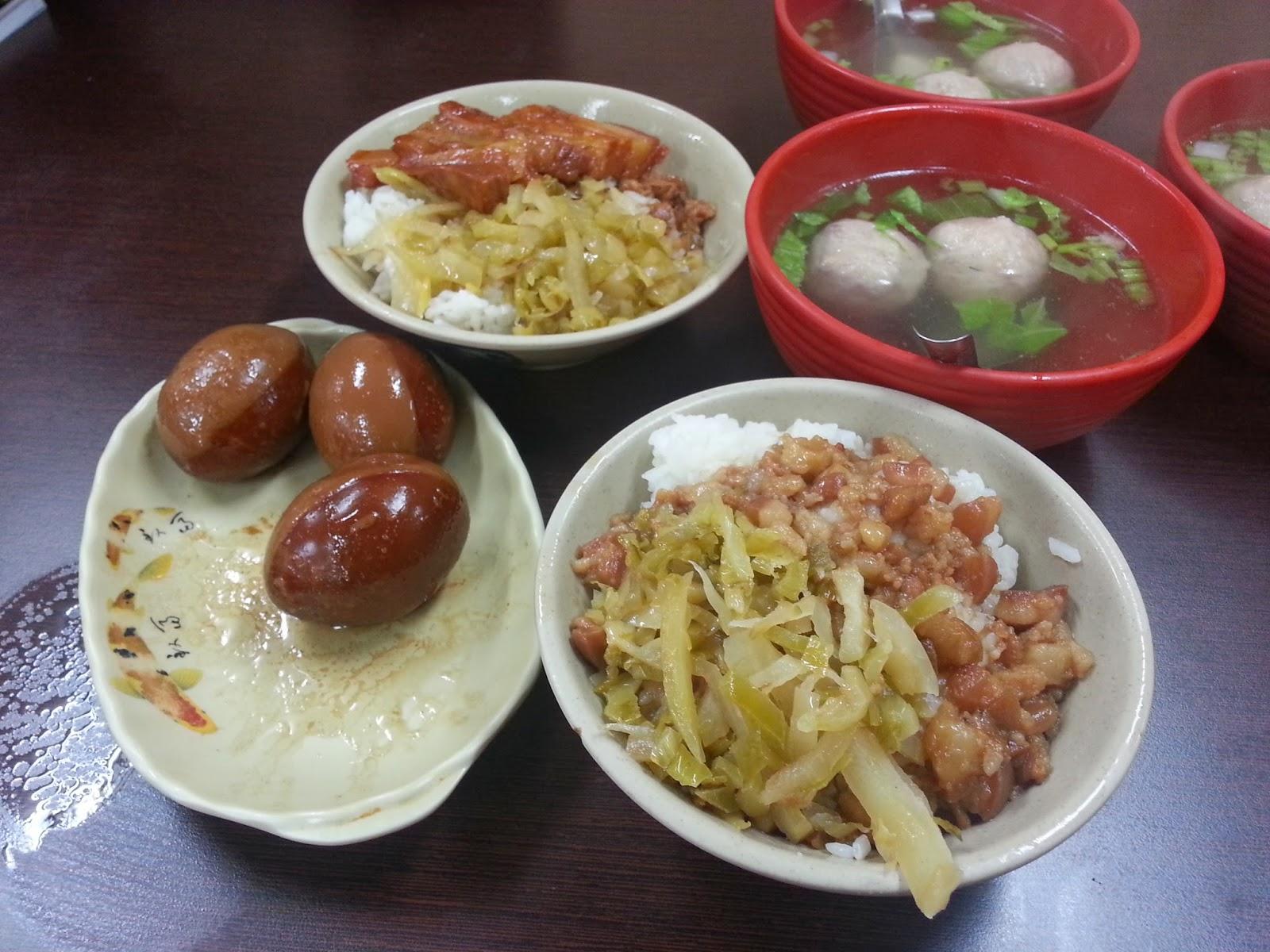 高雄 [食] 南豐魯肉飯 - 平價臺灣南部魯肉飯 | 迷失在地圖上 | 旅遊嘆世界 - fanpiece