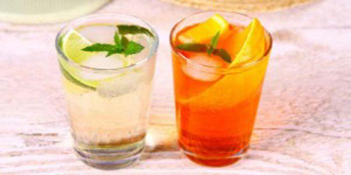 Es Lemon Madu Super Segar dan Sehat