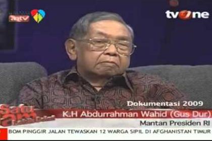 Yenny Wahid Pro Jokowi, Video Gus Dur Ini Viral Kembali