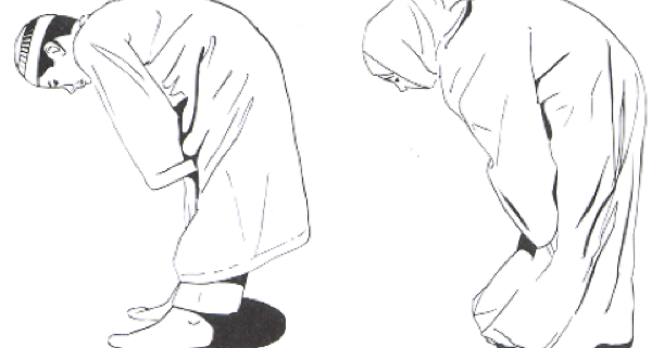 How to Perform Salah in Shafii ~ The Shafi'i Madhhab and