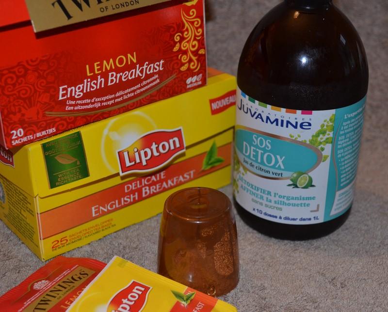 Twinings, Lipton, breakfast tea
