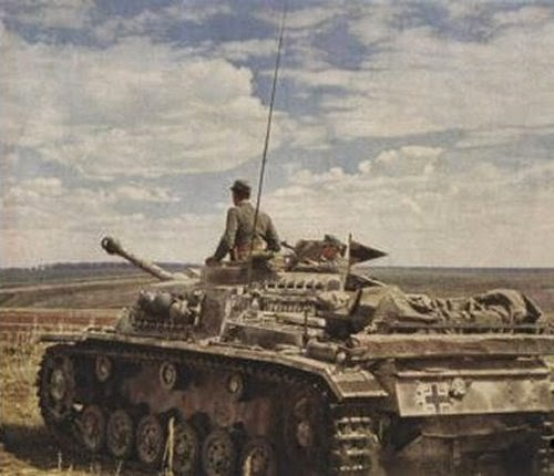 Late War German Artillery And Vehicles Pictures 2