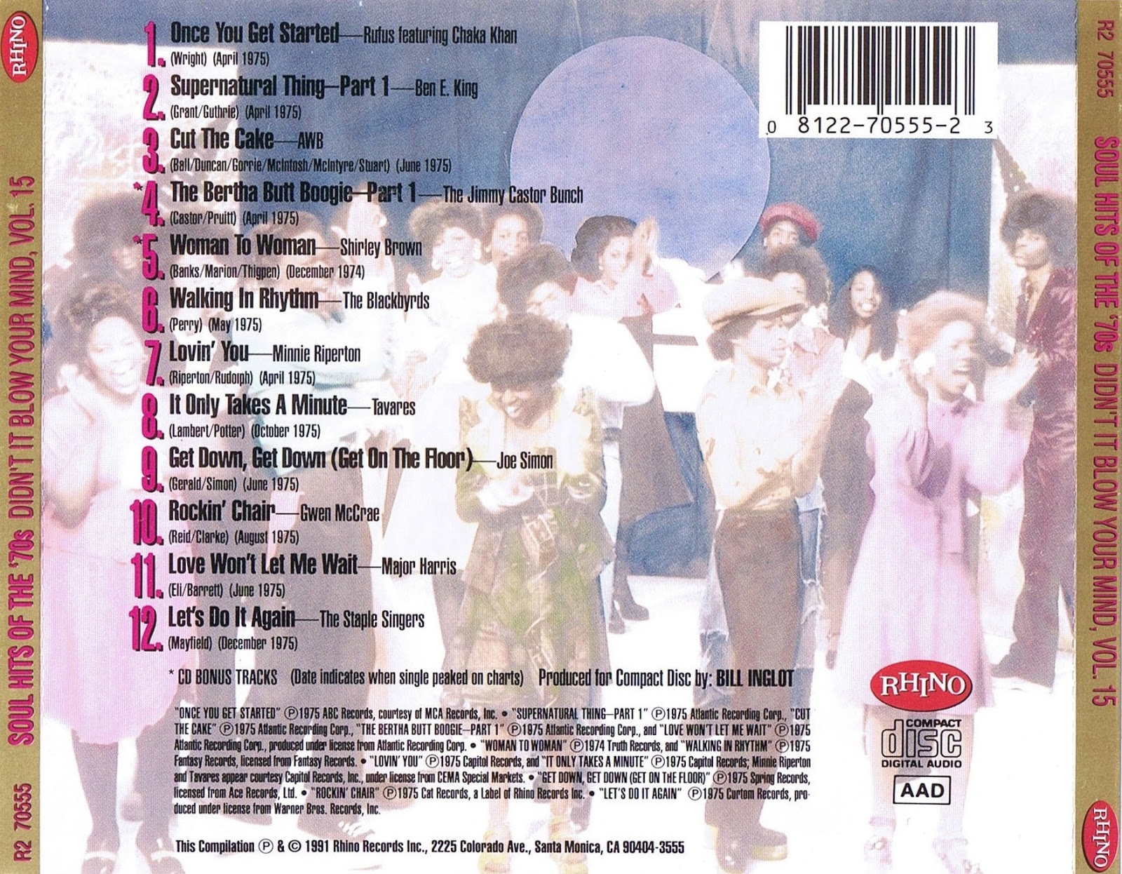 Soul Hits Of The 70s: O Som Dos Prado's: Soul Hits Of The