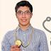 HAGAMOS FAMOSO A MAURICIO, Es alumno de la U.N.A.M y gano medalla de oro en olimpiada nacional de física