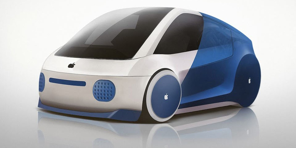 Apple Appears To Be Working With Bosch On Self-Driving Tech
