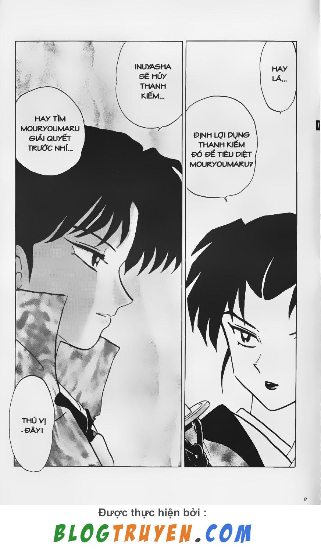 Inuyasha vol 41.1 trang 15