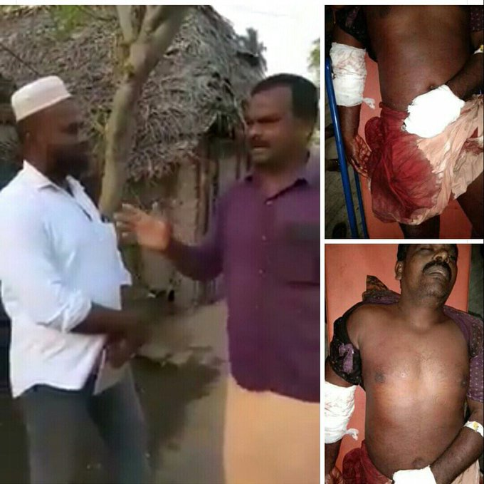 Muslims clap and cheer at court for Muslims who brutally murdered Hindu men Ramalingam