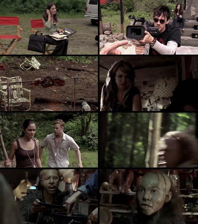 Wrong Turn 2 Dead End 2007 English 480p BRRip 300mb ESubs