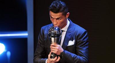 melhor jogador do mundo 2017