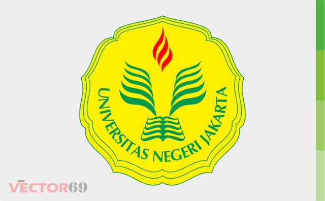 Logo UNJ (Universitas Negeri Jakarta) - Download Vector File CDR (CorelDraw)