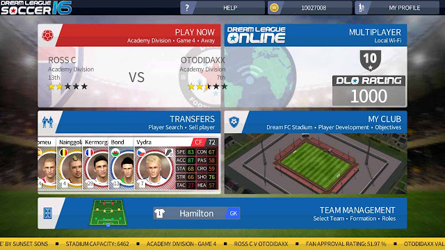 cheat dream league soccer tanpa root