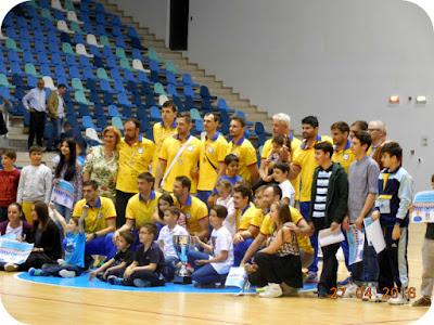 SCM U Craiova - campioana Romaniei la volei