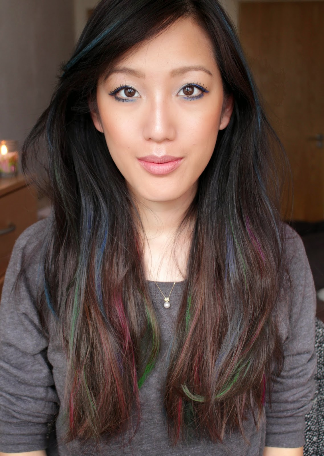 Face Value Beauty Blog Who Says Dark Hair Is Hard To
