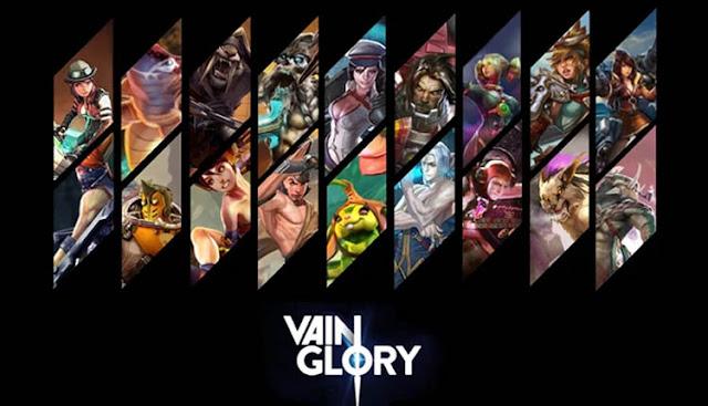 game populer vainglory