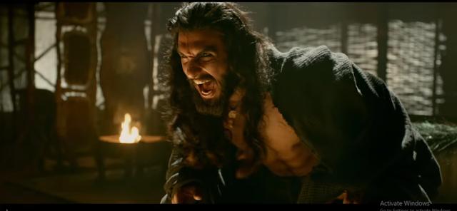 Ranver Singh New Movie Padmavati 2017 HD Images