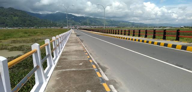 Jembatan Kerinduan Kota Sungai Penuh Kerinci