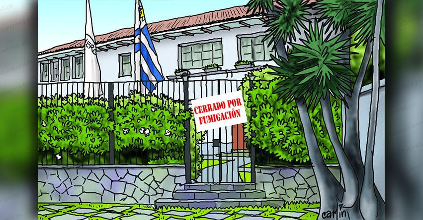 Carlincaturas Martes 4 Diciembre 2018 - La República