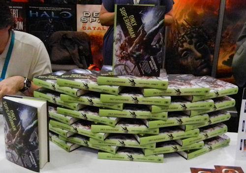 New York Comic Con 2012, Part 1 - October 12, 2012