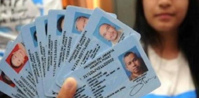 WNA Boleh Miliki e-KTP,  Begini Cara Bedakan e-KTP Rakyat Indonesia dan WNA