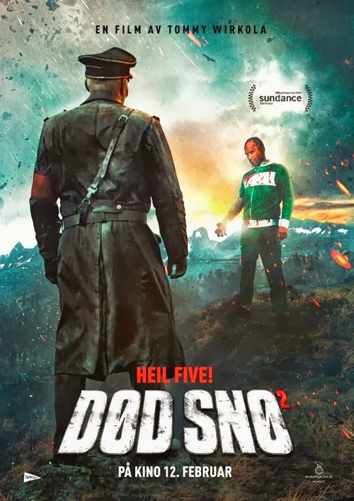 Dead Snow: Red vs. Dead (2014) Official Trailer