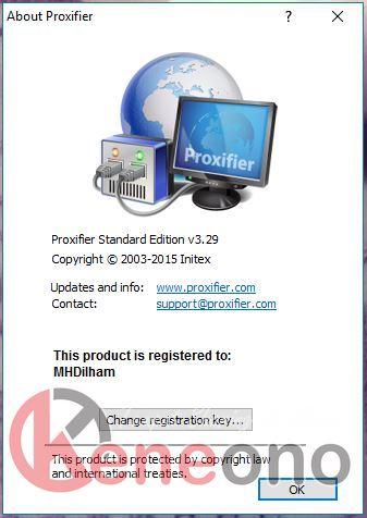 Proxifier