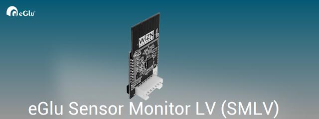 eGlu Home Automation Sensor Monitor LV (SMLV)