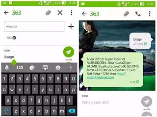 Cara Cek Kuota Internet Indosat IM3 Ooredoo 2016