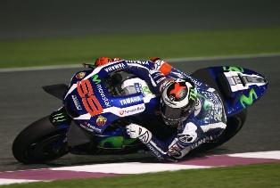 Lorenzo Tercepat FP1 MotoGP Qatar