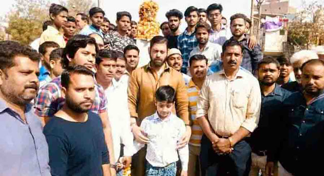 Young people adopting ideals of great men: Vikas Chaudhary