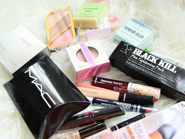 pinapina-biggest-beauty-haul-althea-korea-mac-laneige-just-miss