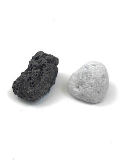 Porous Lava Rock for aquarium or pond filter media