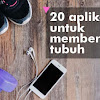 20 Aplikasi Android Untuk Membentuk Tubuh Lebih Berotot