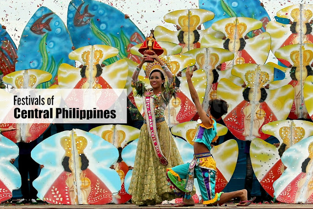 Festivals in the Visayas Philippines