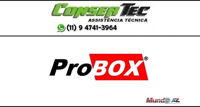 Nova atualização Probox 300 HD
