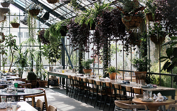 Interiors By Jacquin 10 Global Restaurants With