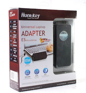 Adaptor Laptop Universal HuntKey ( Kualitas Bagus )