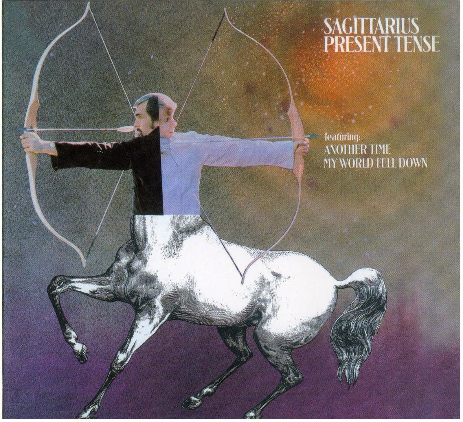 Las Galletas de Maria: Sagittarius- Present Tense (1968)