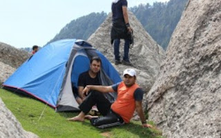 best himachal tour package; dharamshala triund trek; backpack gear; backpack trekking
