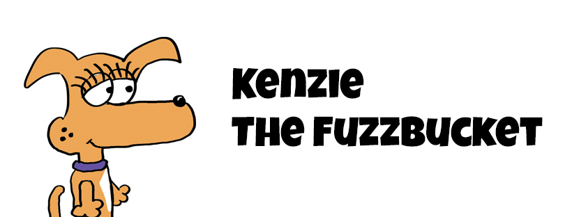 Kenzie the Fuzzbucket