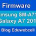 Firmware Samsung SM-A710F A7 2016