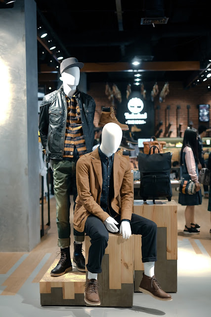 "TIMBERLAND INDONESIA REVEALS ""WORKSHOP"" CONCEPT STORE : MADE FOR THE MODERN TRAIL"