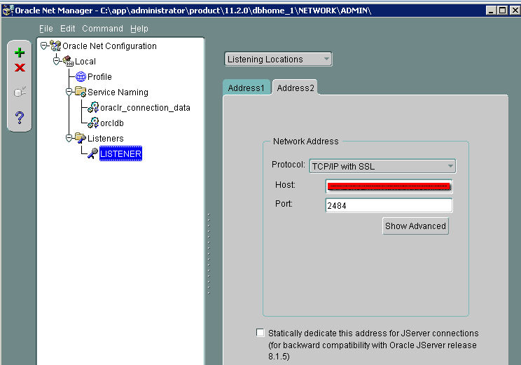Adventures with IBM TDI: Setup of a secure JDBC Connector to